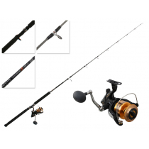 Shimano Baitrunner 8000 D and Backbone Travel Straylining Combo 6ft 10in 6-10kg 2pc