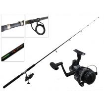 Shimano Baitrunner DL 4000 FA Baitrunner and Eclipse Straylining Combo 6ft 4-8kg 1pc