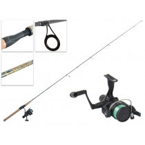 Shimano IX 2000 and Catana Kids Trout Spinning Combo 6ft 6in 3-5kg 2pc