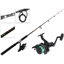 Shimano IX 4000 and Eclipse Spinning Rod and Reel Combo 4-8kg