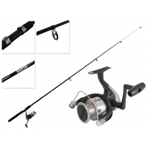 Shimano FX 4000 FB and Eclipse Telescopic Trout Spinning Combo 6'6'' 3-4kg