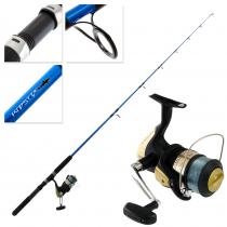 Shimano Hyperloop 6000 FB Kidstix Blue Kids Combo 6ft 8-12kg 1pc