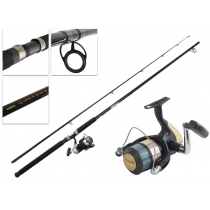 Shimano Hyperloop 6000 and Eclipse Surfcaster Combo 12ft 10-15kg 2pc