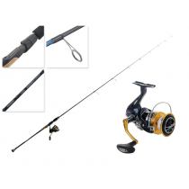 Shimano NASCI C5000 and Energy Concept Inshore Spinning Combo 6'8'' PE1-2 2pc