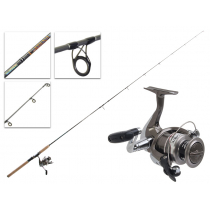 Shimano Syncopate 2500 FG and Catana Trout Spin Combo 7ft 3-5kg 2pc