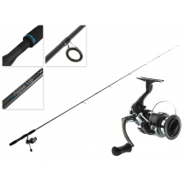 Shimano Sienna 2500 FE and Aquatip Spin Combo 7ft 3-6kg 2pc