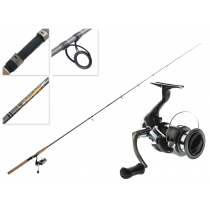 Shimano Sienna 2500 FE and Catana Softbaiting Combo 7ft 6in 3-5kg 2pc