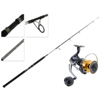 Shimano Socorro 10000 SW and Vortex Spin Jigging Combo 5'5'' 30-50lb 1pc