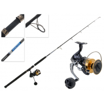 Shimano Socorro 10000 SW and Vortex Jigging Combo 5ft 5in 15-24kg 1pc
