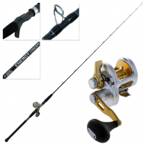 Shimano Talica 8 Energy Concept Slow Jig Combo 6ft 4in 80-200g 1pc