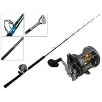 Shimano Tekota 800 and Aquatip Combo 24kg