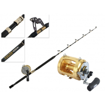 Shimano Tiagra 80 WA Ultra Nano Alps Roller Stand-Up Game Combo 5ft 4in 24-37kg 2pc