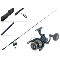 Shimano Thunnus 4000 F Ci4 Baitrunner and Shadow X Nano Straylining Combo 7ft 5-10kg 2pc