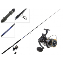 Shimano Thunnus 12000 F Ci4 Baitrunner and Shadow X Nano Straylining Combo 7ft 10-15kg 1pc