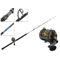 Shimano Tyrnos 30 and Vortex Overhead Boat Combo 5ft 7in 15-24kg 1pc