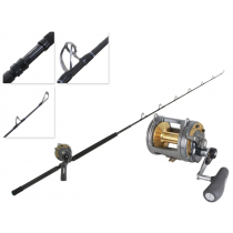 Shimano Tyrnos 50 and Energy Concept 2-Speed Heavy Boat Combo 5ft 6in 15-24kg 2pc