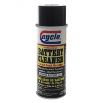 Cyclo Professional Battery Cleaner and Acid Leak Detector 425g