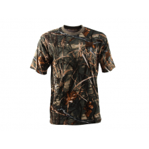 Reed Camouflage Short Sleeve T-Shirt XS