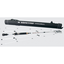 Abu Garcia Veritas 3.0 Multi-Action Overhead Casting Travel Rod 5ft 10in 5-10kg 5pc