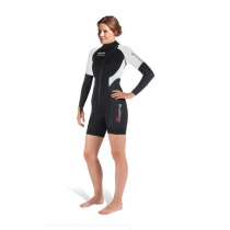 Mares Womens 2nd Skin She Dives Shorty 1.5mm