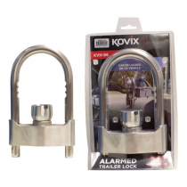 Kovix Alarmed Trailer Lock 96mm