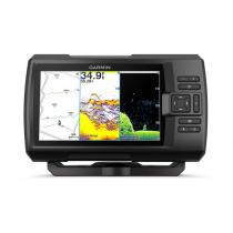 Garmin STRIKER Vivid 7cv CHIRP ClearVu Fishfinder with GT20-TM Transducer