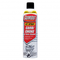 Gumout Jet Spray Carb/Choke Parts Cleaner 397g