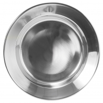 Campmaster Stainless Steel Dinner Plate 24cm