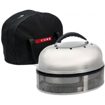 COBB Supreme Portable Cooker with Carry Bag and Roast Rack