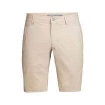 Icebreaker Mens Merino Hybrid Connection Commuter Shorts Straw 32