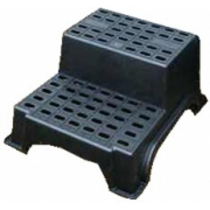 Milenco Mgi Giant Double Plastic Step