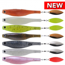 Black Magic Dartspin 5.5'' 150mm Lures