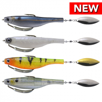 Black Magic Dartspin Pro 5.5'' 150mm Lures