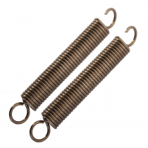 Dive Bag Replacement Springs for Snap Closure Qty 2
