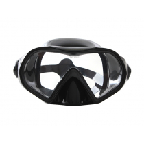 Mirage Nova Adult Silicone Mask Black