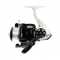 DAM Fighter Pro 120 FD Spinning Reel with Line