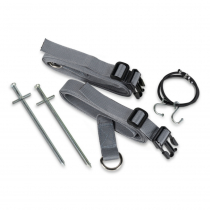 Dometic Awning Storm Tie Down Kit Grey