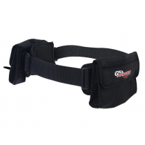 Aropec Comfort Dive Weight Belt with Hip Pockets and Buckle