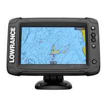 Lowrance Elite-7 Ti2 GPS/Fishfinder NZ/AU with Active Imaging 3-in-1 Transducer