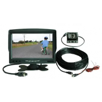 Powertrain Wireless Reversing Camera Set with 7in Monitor