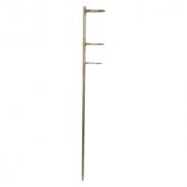 Fishfighter Stainless Steel Spin Rod Holder 50cm