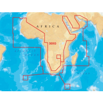 Navionics Gold Chart Card Africa and Middle East