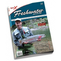 Spot X Freshwater NZ Fishing Book