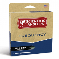 Scientific Anglers Frequency Sink 6 Fly Line WF9S Dark Grey