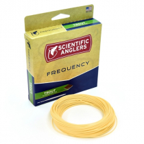 Scientific Anglers Frequency Trout Fly Line WF9F Buckskin