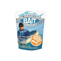 The Freeze Dried Bait Company Real Squid Pieces