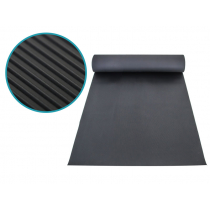 Advance Fine Rib Rubber Floor Matting 900mm x 1m per metre