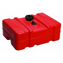 Scepter Rectangular Portable Outboard Fuel Tank 45L Low Profile