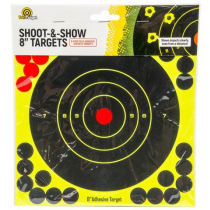 Fun Target Shoot-and-Show Targets 8in