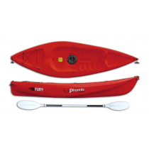 Phoenix Kayaks Fury Kayak with Paddle